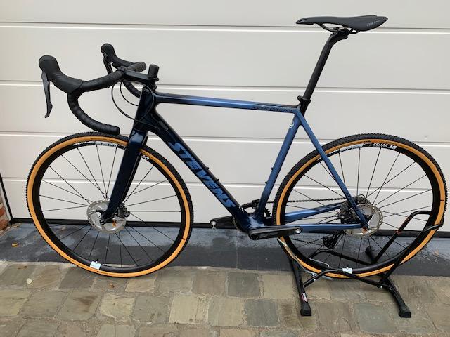 Stevens superprestige 1x11 speed cyclocrossfiets